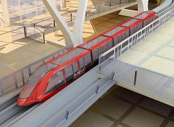Cable Car at Doha International Airport (planned)
