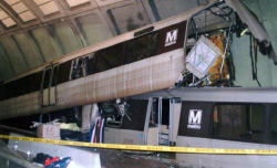 The November 3, 2004 accident at Woodley Park-Zoo/Adams Morgan station